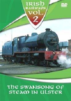 Twilight of Steam In Ulster (dvd): Irish Rail 4