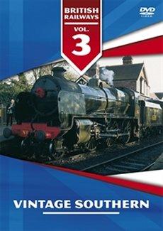 Vintage Southern (DVD): British Railways 3