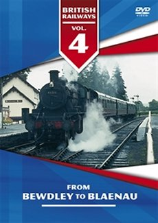 From Bewdley To Blaenau (DVD): British Railways Vol 4