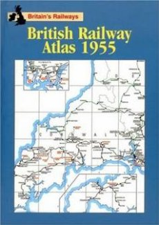 British Railway Atlas 1955