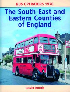 Bus Operators 1970: South East England