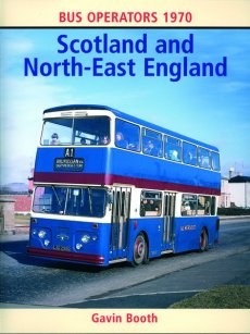 Bus Operators 1970: Scotland & North of England