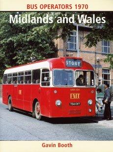 Bus Operators 1970: Midland & Wales