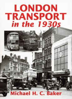 London Transport In the 1930s