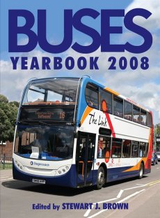 Buses Yearbook 2008