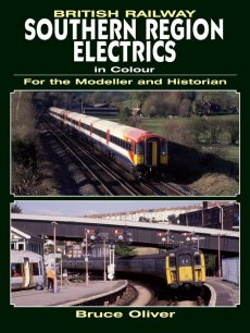 British Railway Southern Region Electrics In Colour