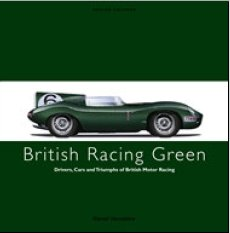 British Racing Green: Racing Colours