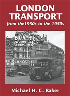 London Transport From the 1930s To the 1950s