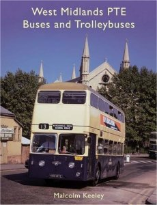 West Midlands Pte Buses and Trolleybuses