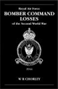 RAF Bomber Command Losses V5: 1944