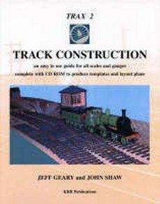 Track Design & Construction Using Trax (+ Free Cd-rom)