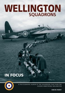 Wellington Squadrons In Focus