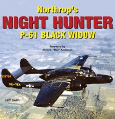 Northrops Night Hunter: P-61 Black Widow