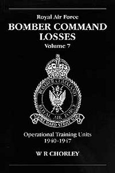 RAF Bomber Command Losses V7: OUTs 1940-47