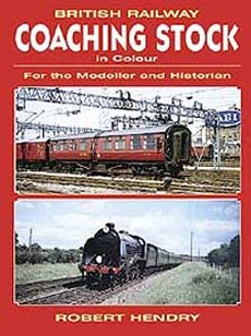 British Railway Coaching Stock In Colour (reprint)