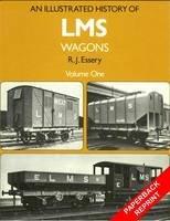 Illus. History of Lms Wagons: Vol.1