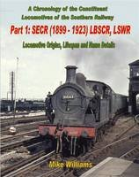 Chronology of Constituent Locomotives of the Southern Ra